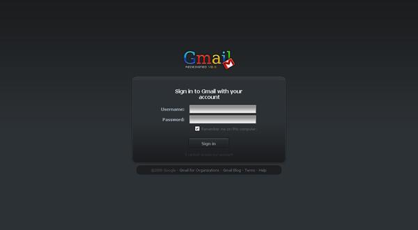 Como alterar o layout de seu Gmail e outros serviços Google