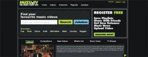 Muzu.tv: Vídeos dedicados à música
