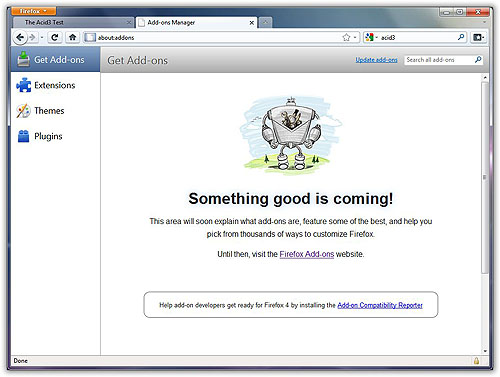 Firefox 4 beta download