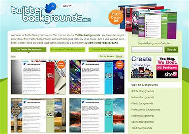 Fundos para Twitter