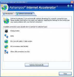 Deixe a internet mais rápida