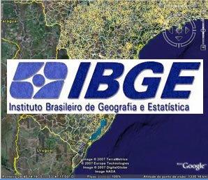 IBGE Google Earth