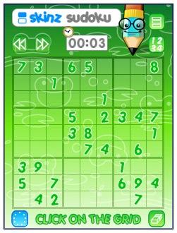 Skinz Sudoku download