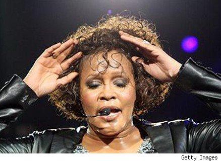 Fotos recentes de Whitney Houston
