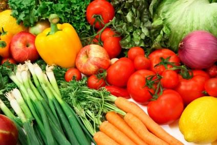 Alimentação saudável com baixas calorias