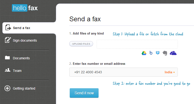 Como enviar um fax de graça para qualquer lugar do mundo pela internet