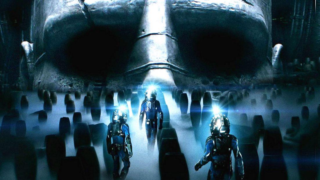 Prometheus e o Alien de 2012