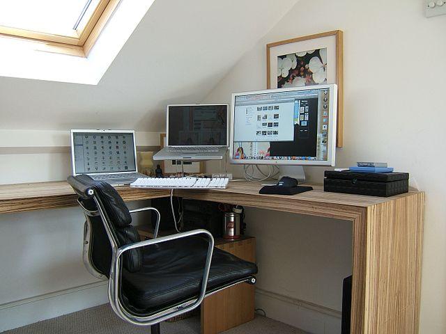 Escritório em casa (Home Office) Foto: Reprodução