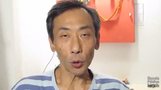 Sit Kong Sang, professor de fotografia