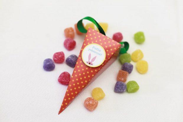 Cone de Confete (Foto: Acompor.com.br)