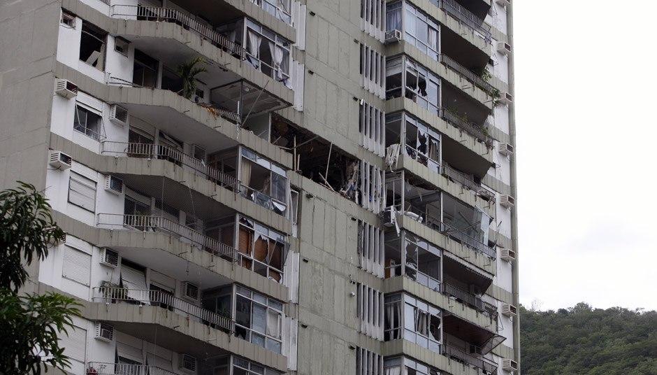 Pânico na Zona Sul: Prédio Explode no Rio