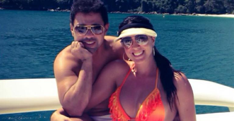 Namorada de Zezé Di Camargo Declara Ter Muito Respeito Por Ex-mulher do Cantor