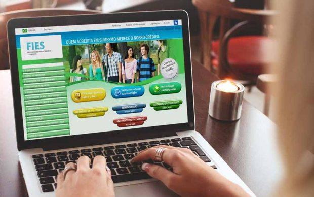 Fies 2019: Como inscrever-se online