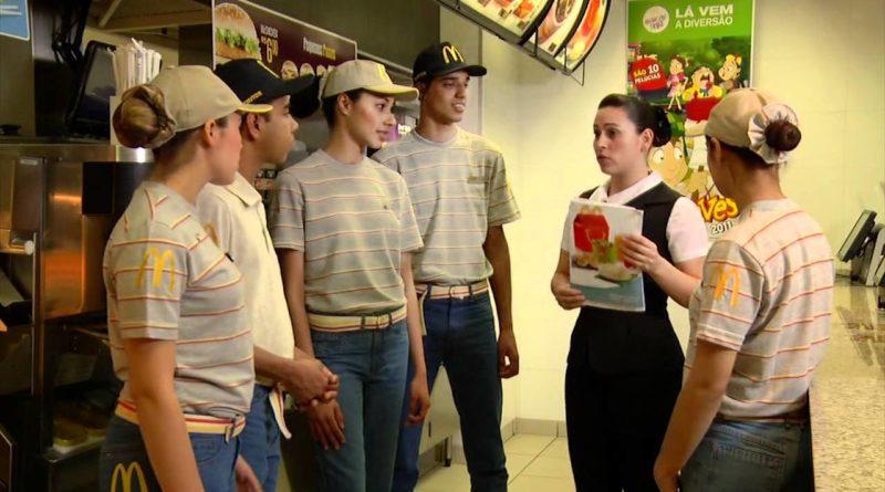 Conheça o Programa Jovem Aprendiz do McDonald's