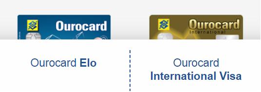 ourocard elo x ourocard international visa