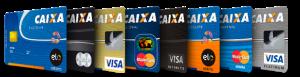 Cartões de Crédito Caixa