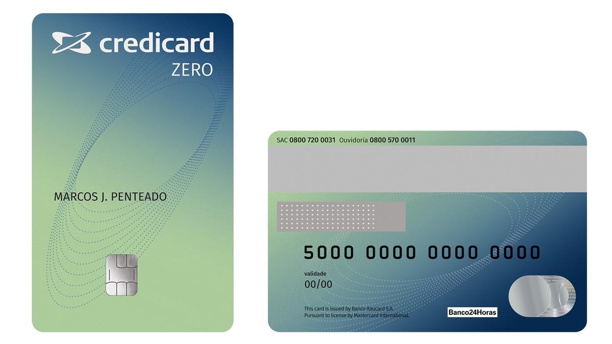 Credicard Zero: saiba como solicitar o cartão de crédito sem taxa de anuidade