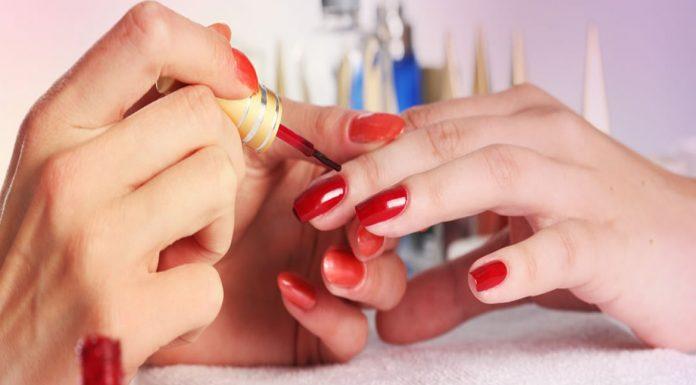 manicure Senac