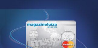Cartão Magazine Luiza