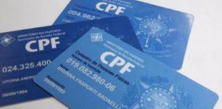 CPF gratuitamente