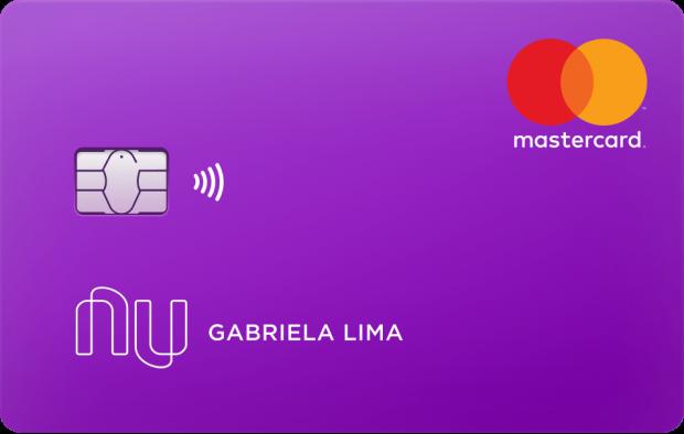 Enfatizar a modernidade atrelada ao Cartão de Crédito Nubank