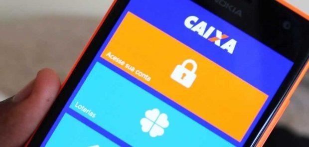 Como abrir conta com bônus para celular na Caixa