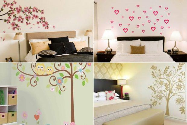 7 ideias para decorar uma parede vazia