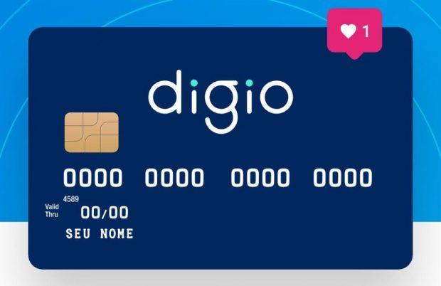 Mostrar como é o Cartão de Crédito Digio