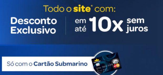 Cartão de crédito Submarino - Descubra como solicitar!