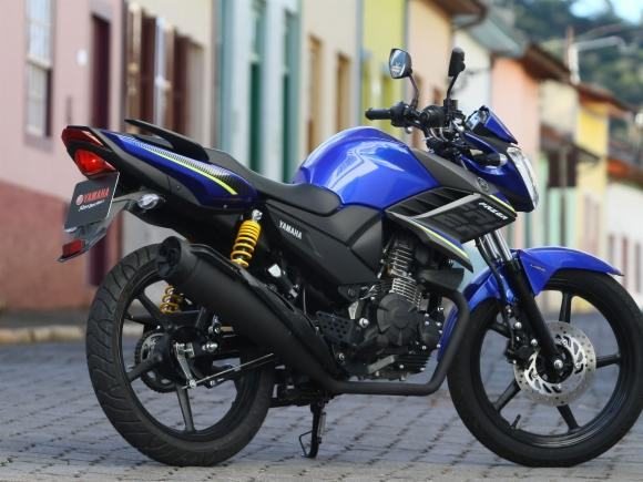 Financiamento Yamaha YBR 150 - Veja como financiar