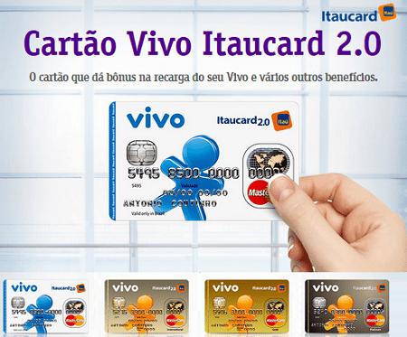 Cartão de crédito Vivo - Confira os benefícios e como solicitar