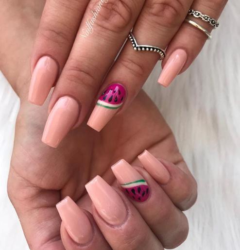 5 nail arts perfeitas para o verão