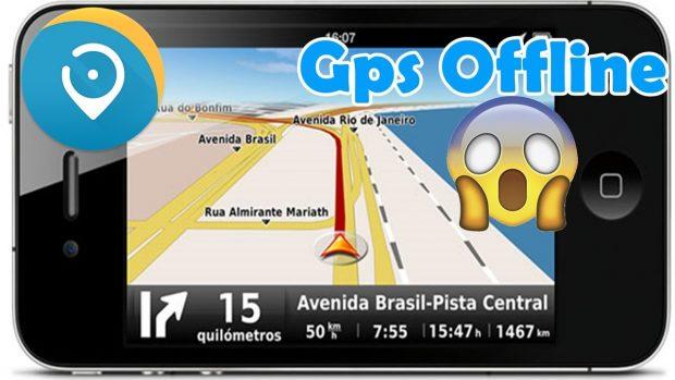 Conheça um app de mapas offline para Android e iPhone