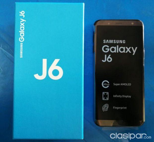 Samsung Galaxy J6 – Display Infinito de 5,6″ – Melhor preço do Brasil