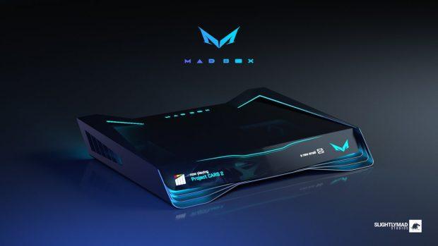 Mad Box quer ser o videogame mais poderoso de todos os tempos