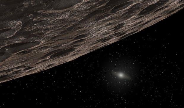 NASA divulga mais descobertas que a New Horizons fez em última Thule