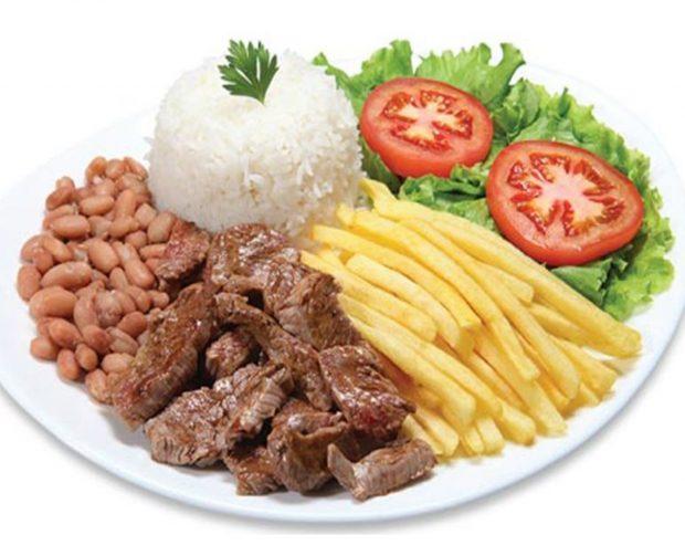 O Prato Feito brasileiro está desregulado: excesso de calorias