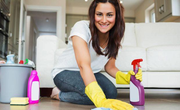 Organização: elabore uma rotina de tarefas para as arrumações da casa