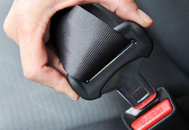 Saiba a importância do cinto de segurança em acidentes
