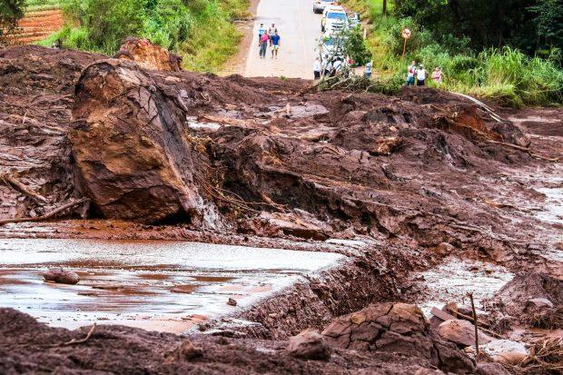 ANA diz que mais de 200 barragens em MG estão classificadas como de alto potencial de dano