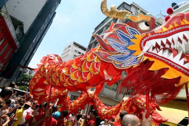 Ano Novo Chinês vai acontecer com luxo nos 4 cantos do mundo