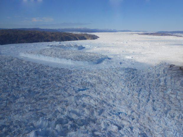 Degelo na Groenlândia – em 10 anos aumento foi de 4x