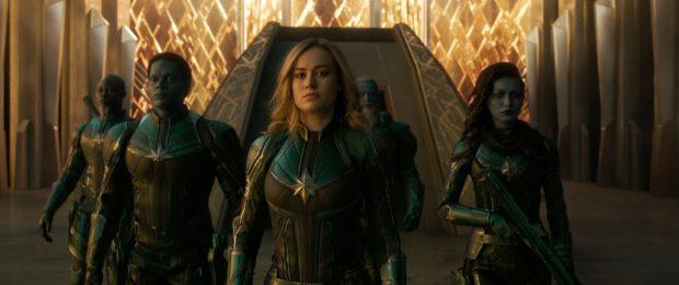 """Ainda não viu o filme """"Capitã Marvel""""? Então, preste atenção nessas 7 curiosidades"""