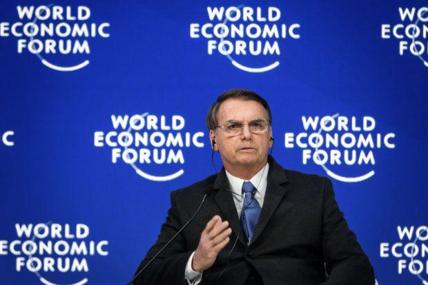 Bolsonaro afirma ter credibilidade para governar e fazer reformas no Brasil