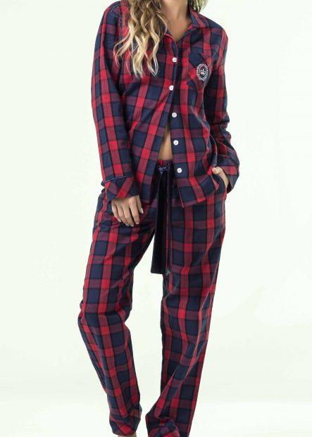 Criação de uma grife, conheça o pijama que protege mulheres em risco