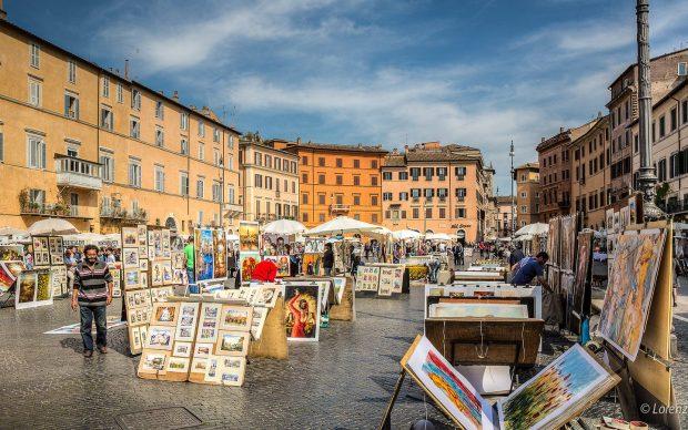 Vai viajar para Roma? 5 lugares incríveis para visitar!
