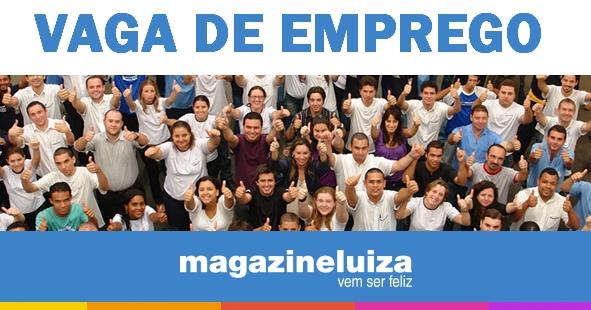 Aprenda como se cadastrar para as vagas abertas para trabalhar no Magazine Luiza