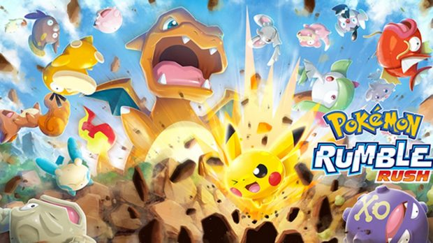 Game Grátis - Aprenda a baixar o Pokémon Rumble Rush