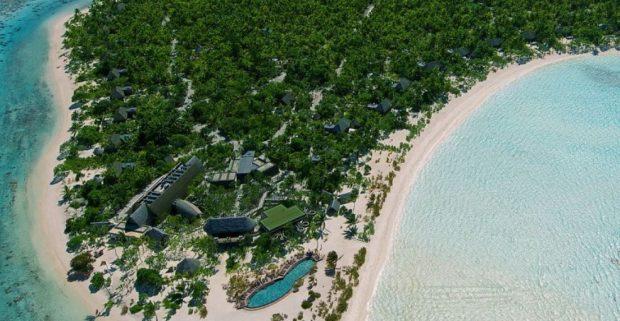 Balneário no Taiti elimina mosquitos para agradar os ricos e famosos