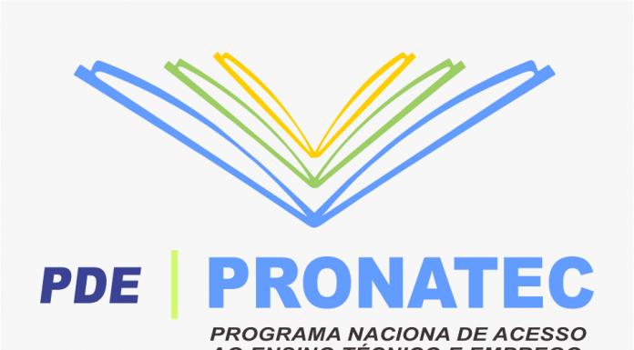 Informar que há Vagas do Pronatec